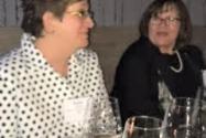 Two of IHG's top women: CFO for Global Technologies Susan Zankman, CFO Gina Speck.