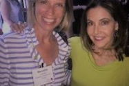 Meredith Leapley, Founder + CEO of Leapley Construction, PINK Founder + CEO Cynthia Good.